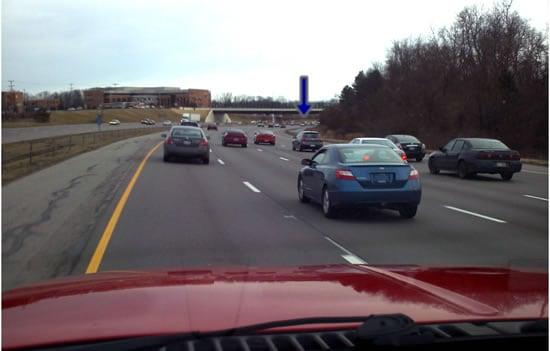 Defensive Driving - Scan the Horizon