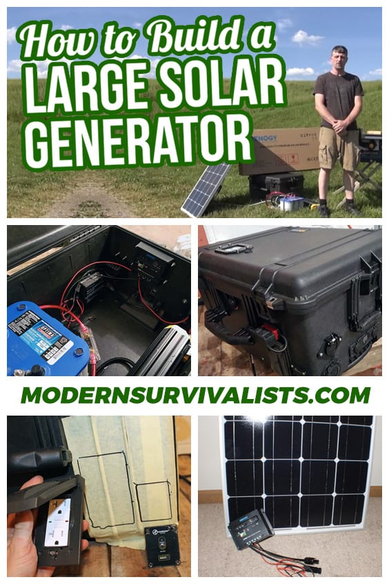 Part 1 of our DIY video series on how to build a large solar generator. In this step we will be demonstrating the load ...
