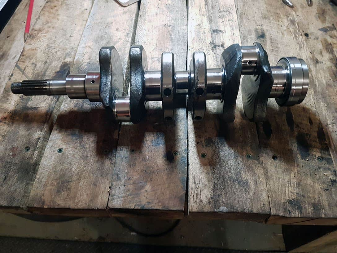 Kubota D950 Crankshaft
